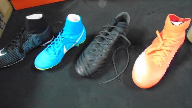 10. Zapatos de fútbol - Rodriguez Fabeiro