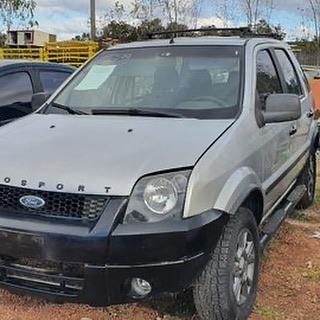 Remate!! Ford Ecosport año 2005. Viernes 25 de junio de 2021 - Cno Gori 2657 Montevideo. Informes 099323435