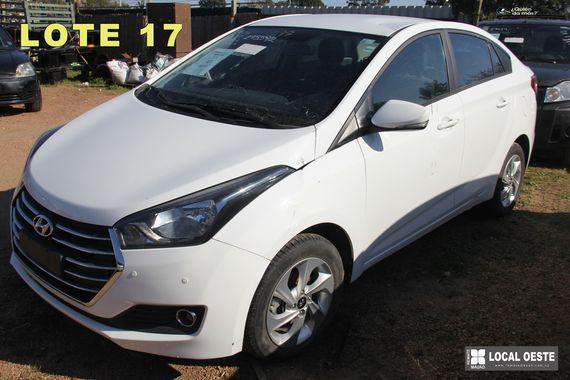 Hyundai HB20S lote 17 Rodriguez Fabeiro