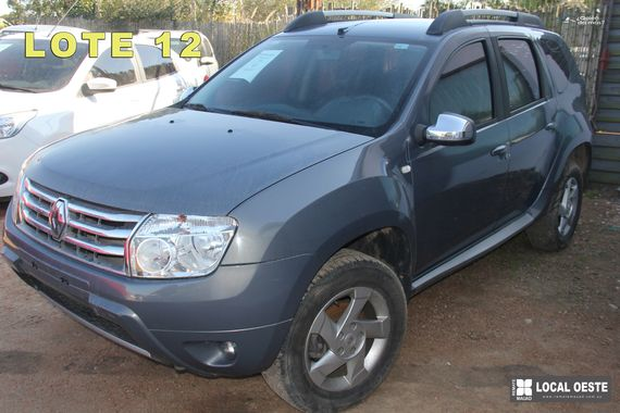 Renault Duster remate Rodriguez Fabeiro