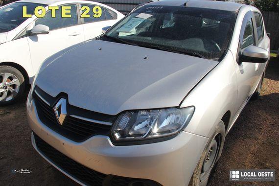 Renault Sandero remate Rodriguez Fabeiro